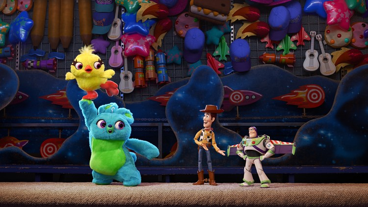 Disney releases first full trailer for 'Toy Story 4'