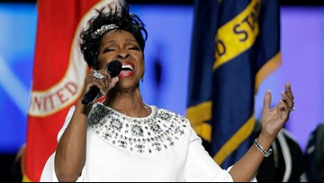Gladys Knight opens Super Bowl 53 with stunning national anthem performance