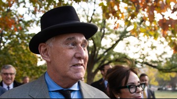 President Trump calls for case against Roger Stone to be thrown out