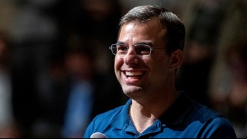 Republican Amash, who called for impeachment, quits conservative group