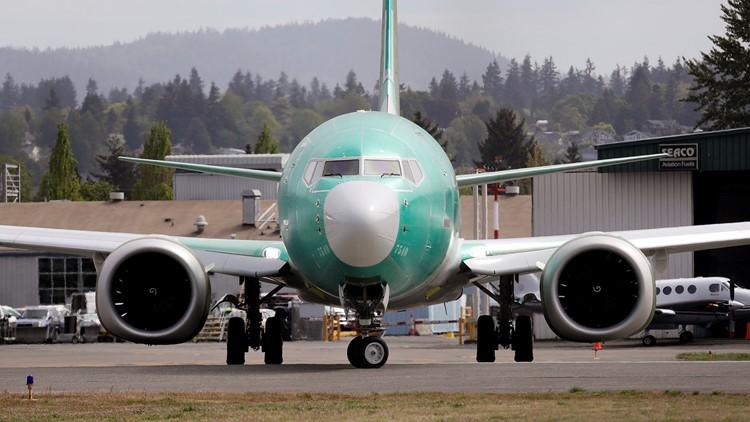 Boeing Faulty Sensors