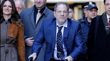 Jury begins deliberations in Harvey Weinstein rape trial