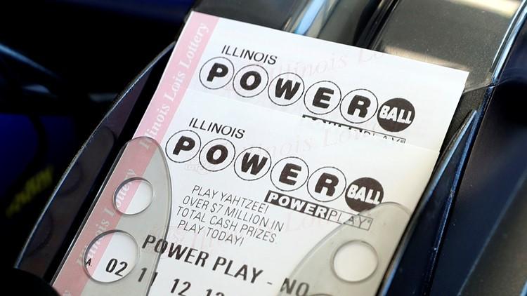 Did anyone win the $545 million Powerball jackpot Monday?