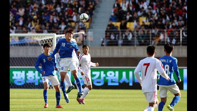 Korea Soccer 3