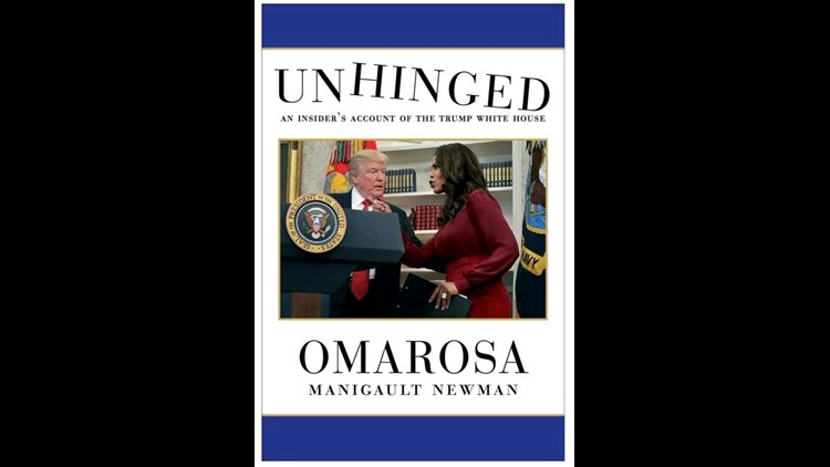 Unhinged book