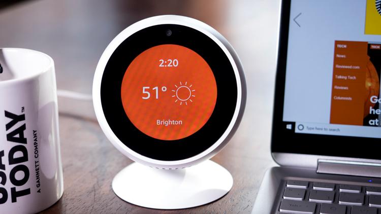 Best Amazon Devices 2018 Amazon Echo Spot