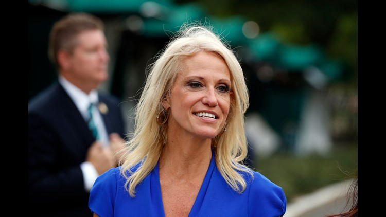 Kellyanne Conway's husband: Trump administration is a 'dumpster fire'
