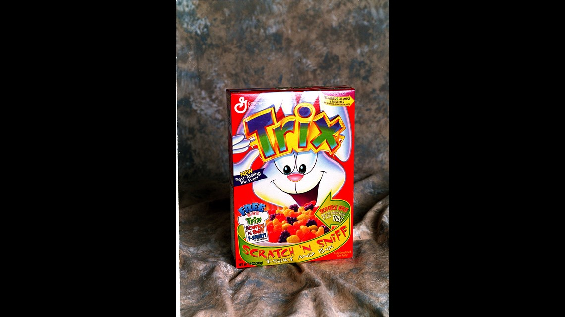 Trix Cereal Is Bringing Back Its Classic Fruit Shapes From The 1990s King5 Com