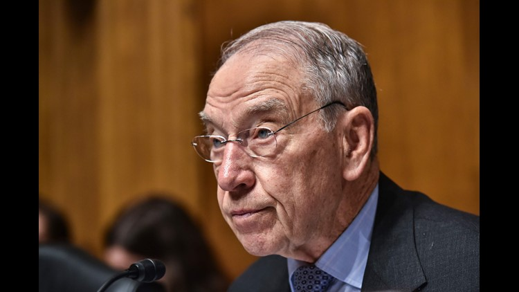 Game On: Grassley and Kavanaugh Accuser Continue to Play Chicken