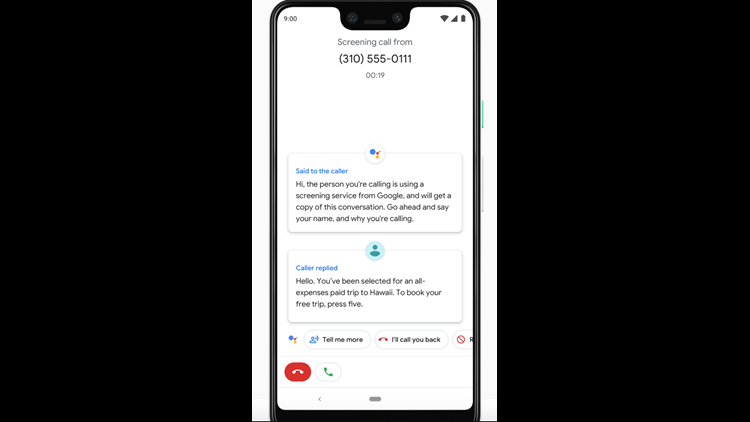 Google introduced tools to make calls for us and take photos when it sees smiling. Is this technology enhancing our lives or getting a little creepy?