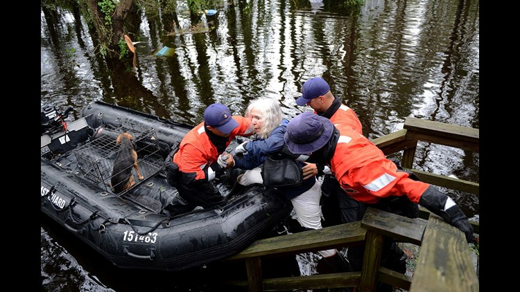 Florence rescue