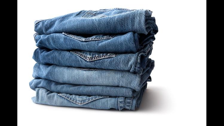 Clothes Blue Jeans