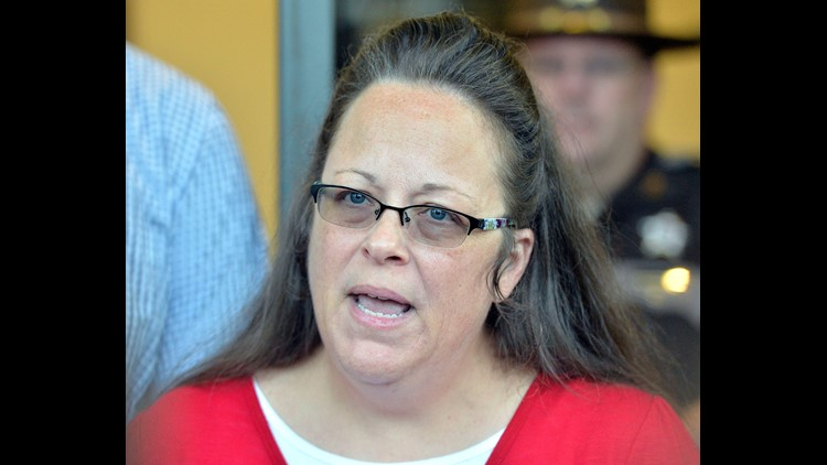 Kim Davis will enter Christian ministry after election loss, her lawyer suggests