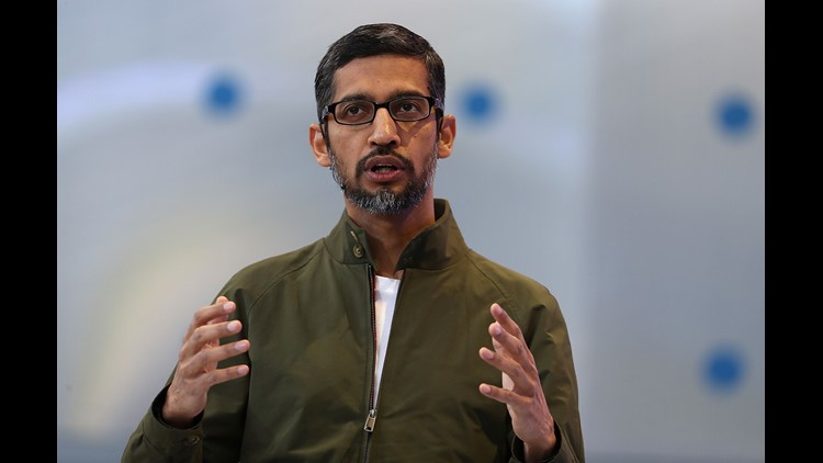 'I lead this company without political bias,' Google CEO Sundar Pichai to testify before Congress