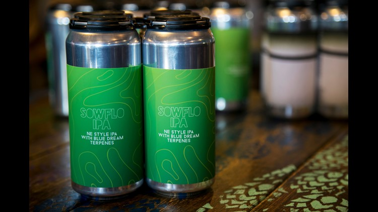 Craft brewers tap into cannabis-infused beers | king5 com