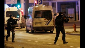 Strasbourg Christmas market attack suspect dead; video captures aftermath of shootout