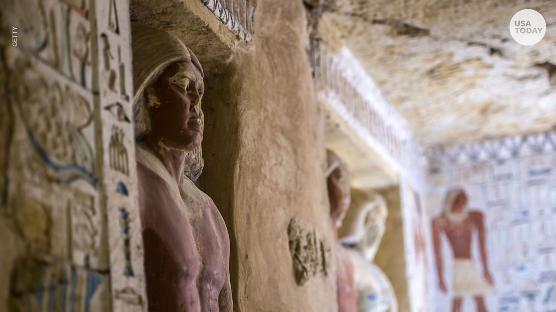 4,400-year-old Egyptian royal tomb discovered