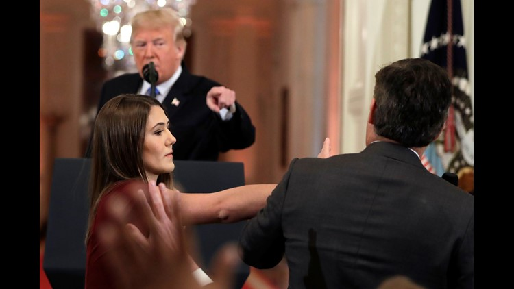 USA TODAY Network to file brief backing CNN lawsuit against White House over Acosta credentials