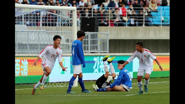 Korea Soccer 5