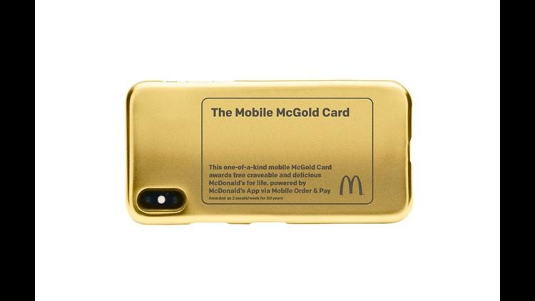 McGold Card