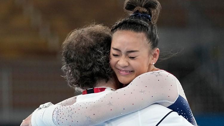 'Holy smokes!' Minnesota reacts to Suni Lee's big Olympic finish