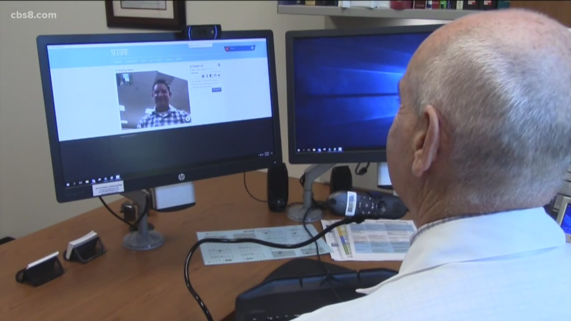 Doctors See Surge In Tele Visits With Patients King5 Com