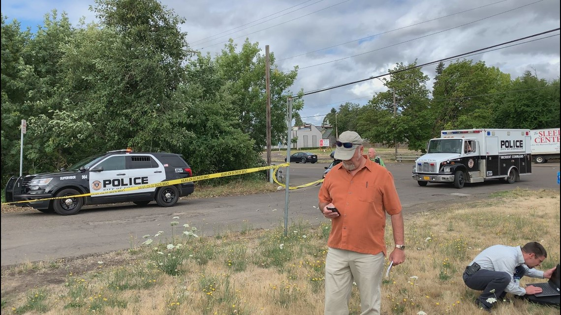 Man in custody, scene still active after gunfire at Corvallis Foster Farms plant