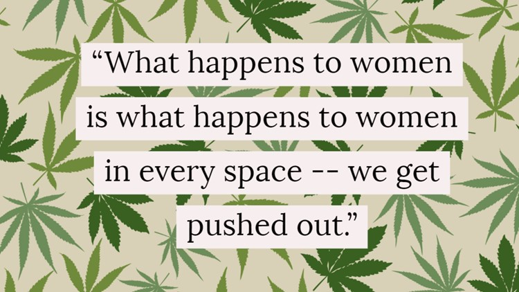 Women in the Oregon Cannabis industry