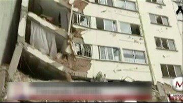 Why some buildings fall and others stay standing during an earthquake