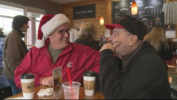 Oregon man who lived in car for years has home for Christmas thanks to group of strangers