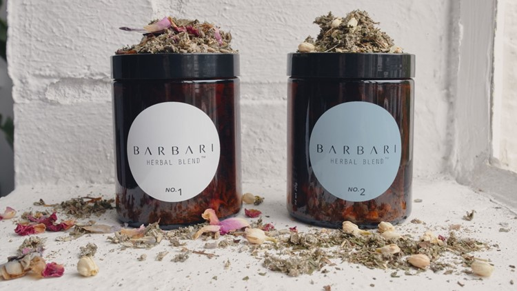 Barbari Herbal Blend
