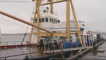 WWII ship could save lives after major Pacific Northwest earthquake