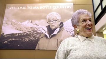 'An absolute gem, an Oregon legend': Remembering Gert Boyle, matriarch of Columbia Sportswear