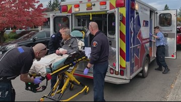 Vancouver council candidate saves 90-year-old man's life while canvassing