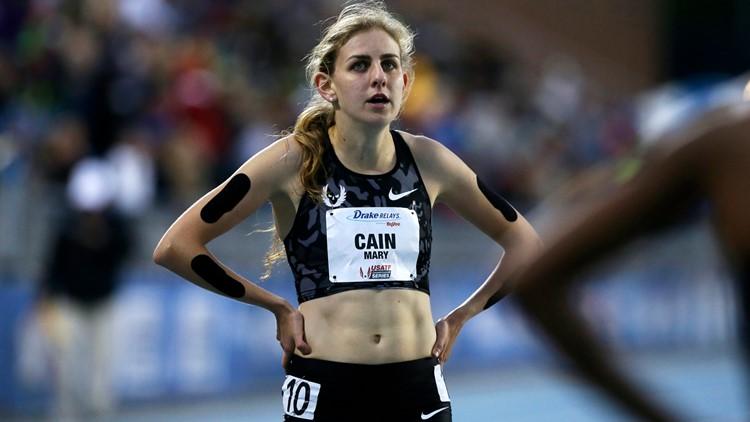 Nike Cain Athletics