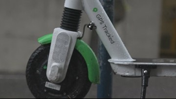 E-scooters end this week, but may stick around through holiday