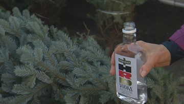 No, vodka won't keep your Christmas tree fresh. But here's what will