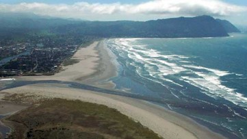 Shaking near Seaside, Oregon was likely a sonic boom