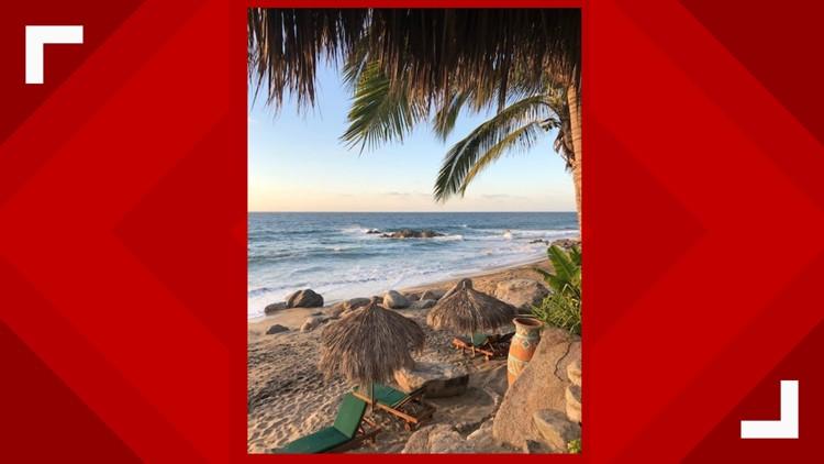 Mexico beach, 2018