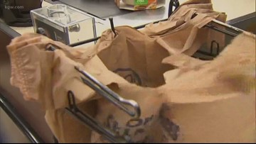 Oregon lawmakers vote to ban single-use plastic bags