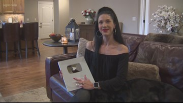 Blind Camas woman becomes YouTube celebrity