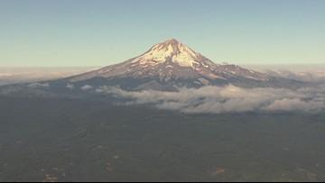 More than 30 small earthquakes on Oregon's Mount Hood since Monday