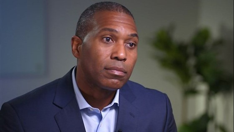 Chief Legal Officer at Uber, Tony West.