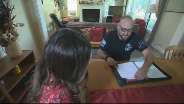 Scammer steals disabled Portland veteran's identity to exploit would-be renters nationwide