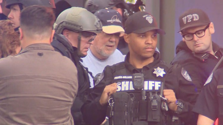 Vancouver Smith Tower Apartments shooting suspect