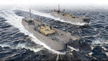 Shipbuilder Vigor picks Vancouver for $1B Army project; expects to hire 400 workers