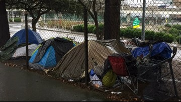 Frustrated Southwest Portland neighbors plant roses to deter campers