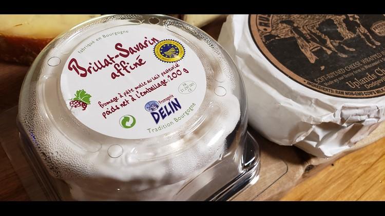 Brillat-Savarin cheese
