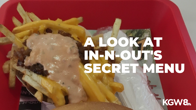There are more than 30 items on In-N-Out's secret menu. Here's what you should try