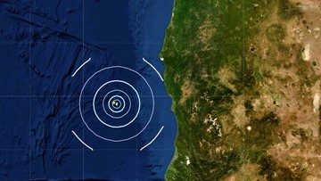 2 earthquakes strike near Southern Oregon coast